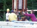 Turmaufbau 01.09.2004