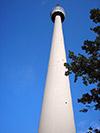 Bild vom Fernsehturm in Stutgart